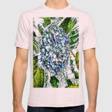 leaves-and-flower-of-hydrangea406147-tshirts